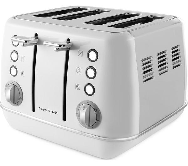 Slicwe Morphy Richards Toaster 4: Buy MORPHY RICHARDS Evoke One 4-Slice Toaster