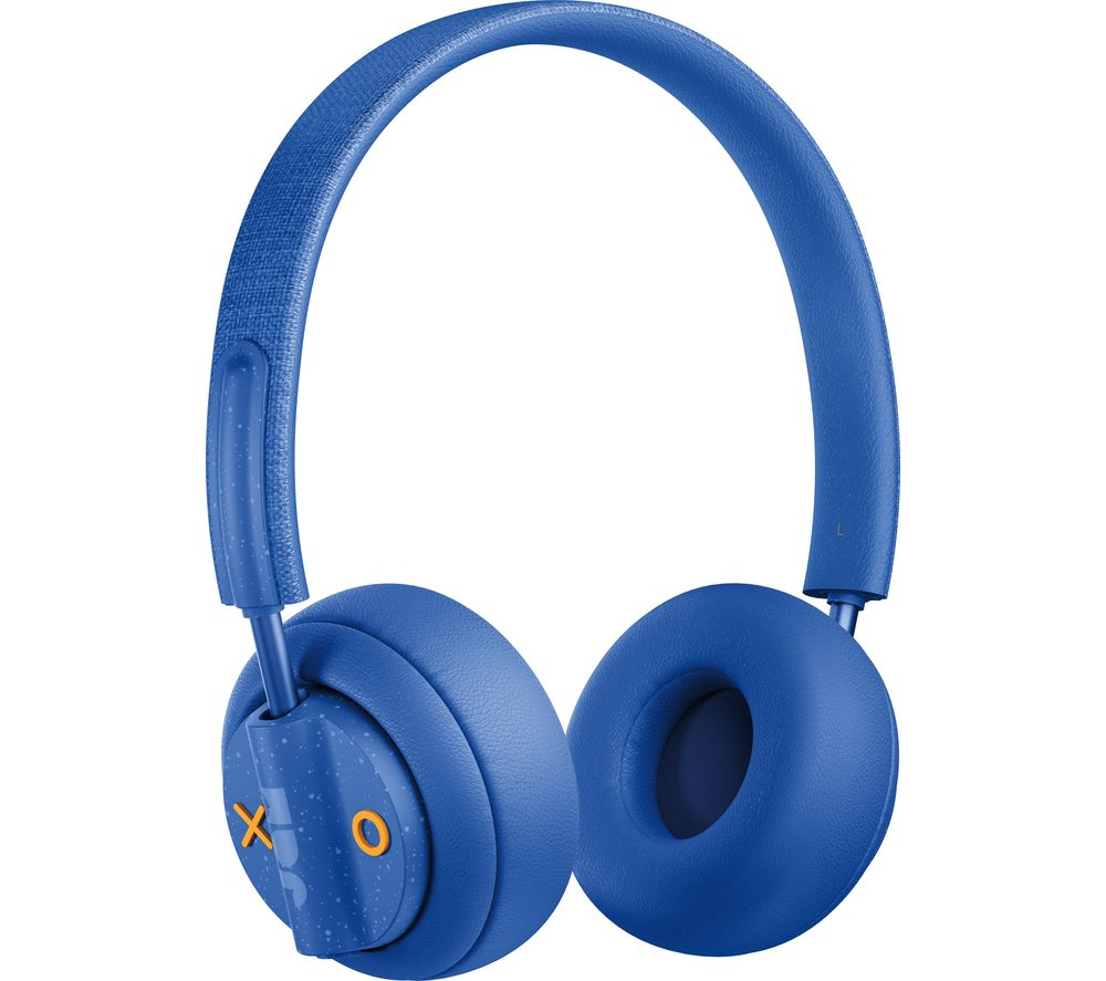 JAM Out There HX-HP303BL Wireless Bluetooth Noise-Cancelling Headphones specs