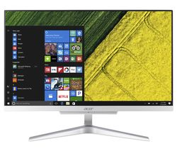 "ACER C22-865 21.5"" Intel® Core™ i3 All-in-One - 1 TB HDD, Silver"
