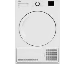 BEKO DTBC8001W 8 kg Condenser Tumble Dryer - White