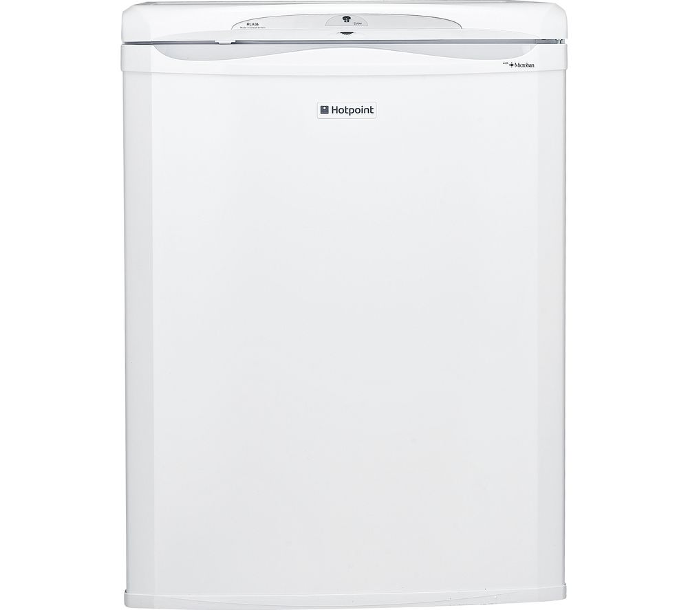 HOTPOINT RLA36P.1 Undercounter Fridge - White