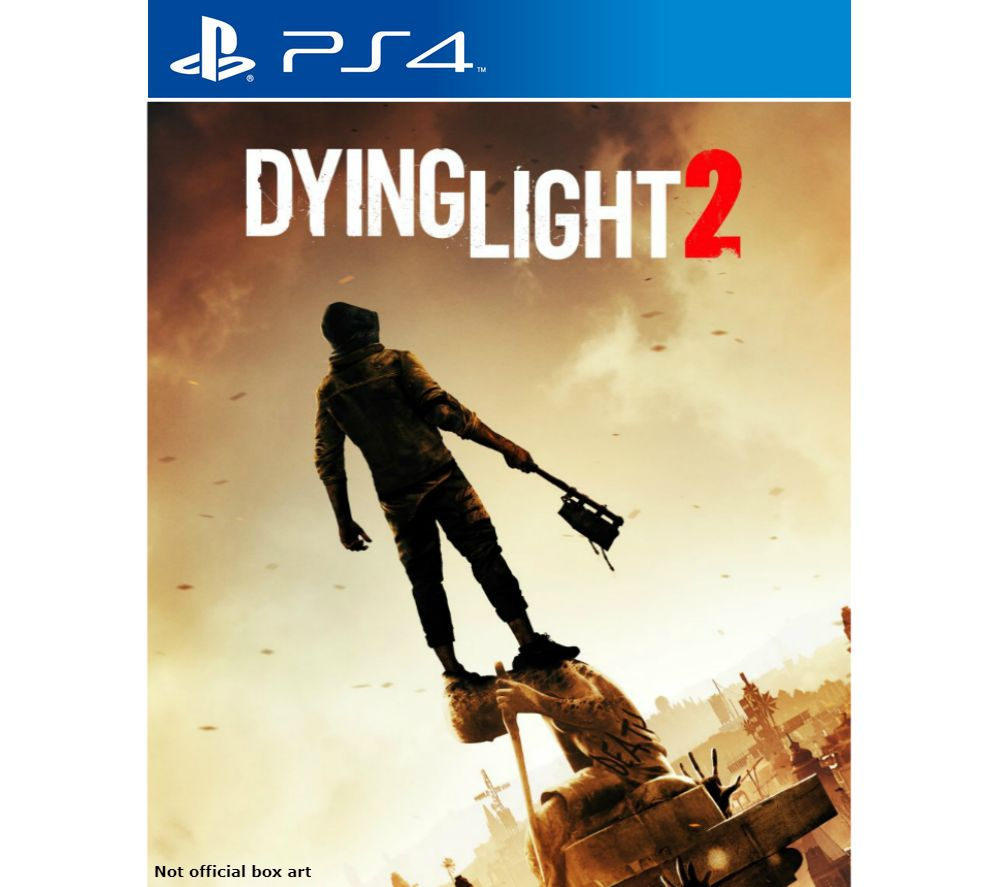 PS4 Dying Light 2