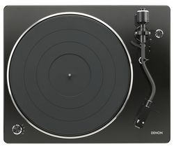 DP-450 Belt Drive Turntable - Black