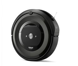 Roomba E5158 Robot Vacuum Cleaner - Black