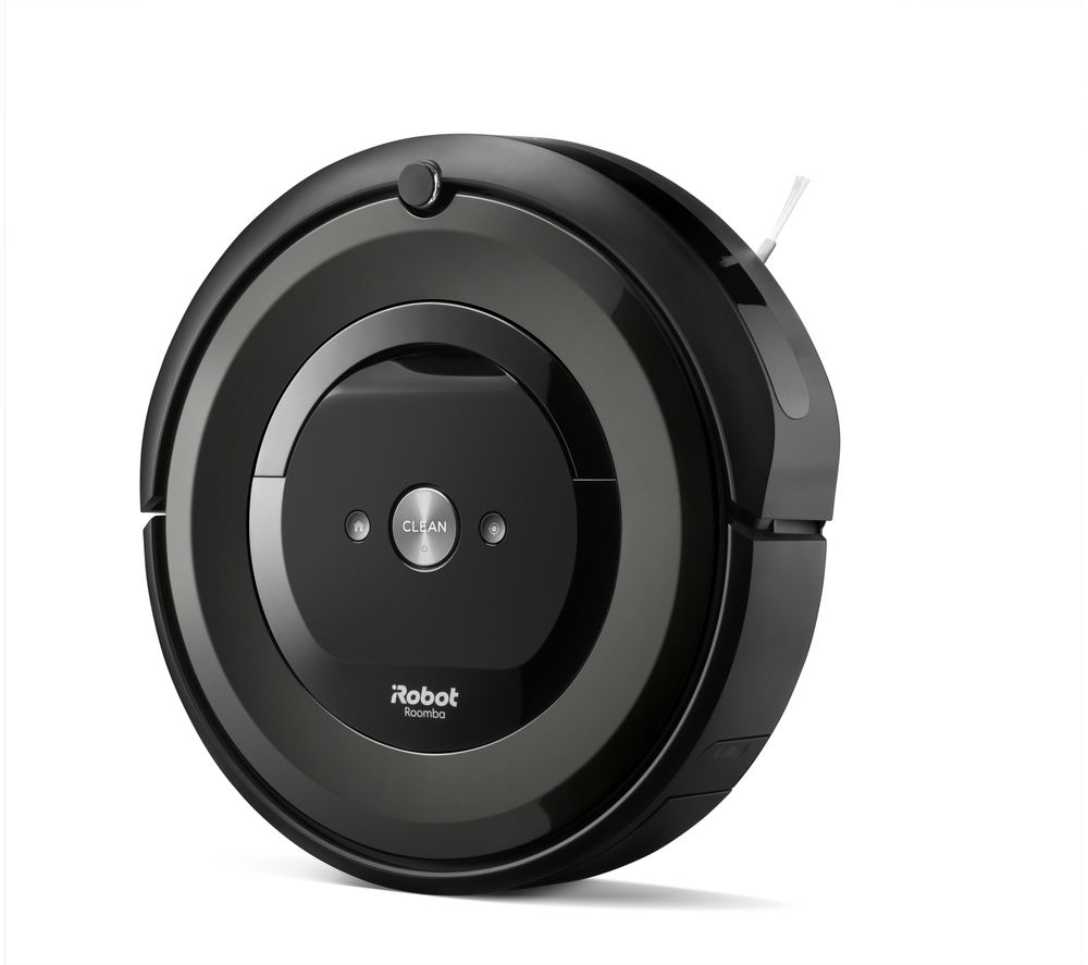 IROBOT Roomba E5158 Robot Vacuum Cleaner - Black