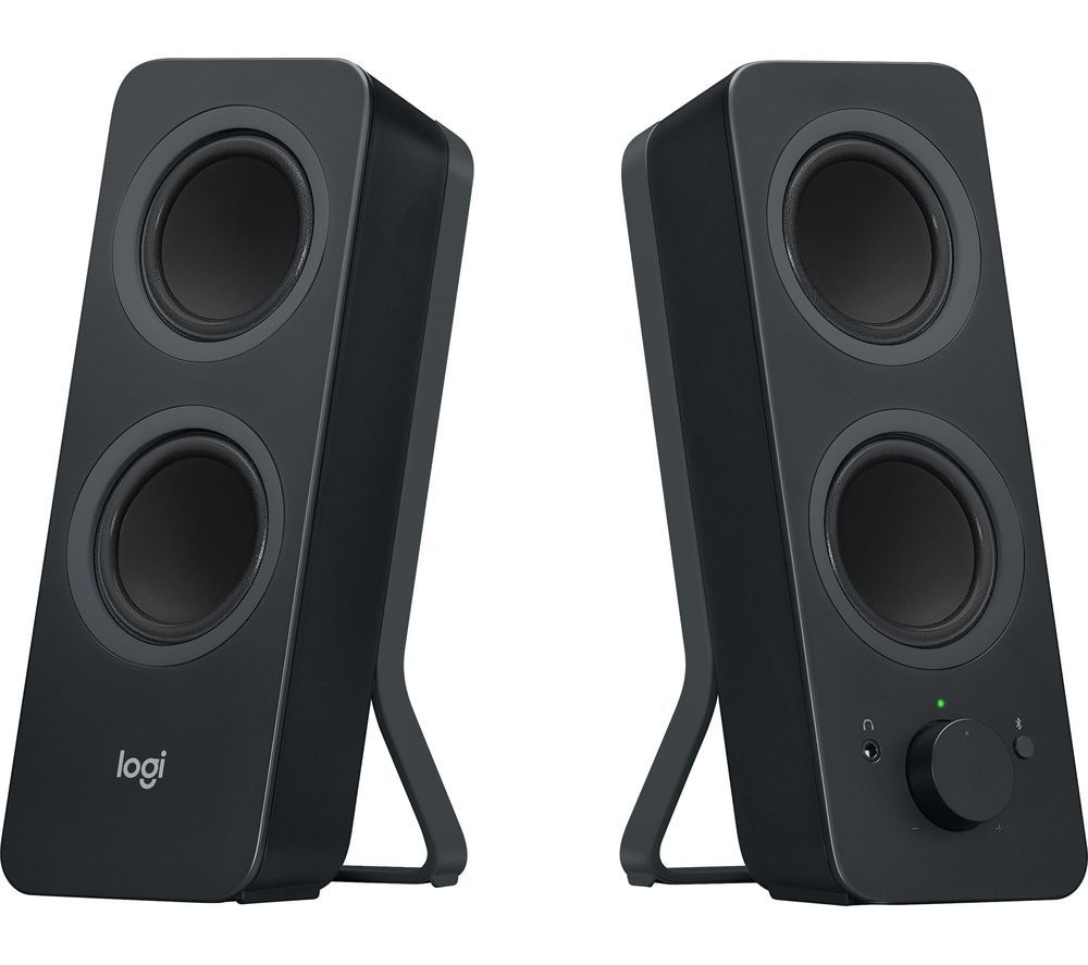 LOGITECH Z207 2.0 Bluetooth PC Speakers