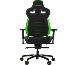 P-Line PL4500 Gaming Chair - Black & Green