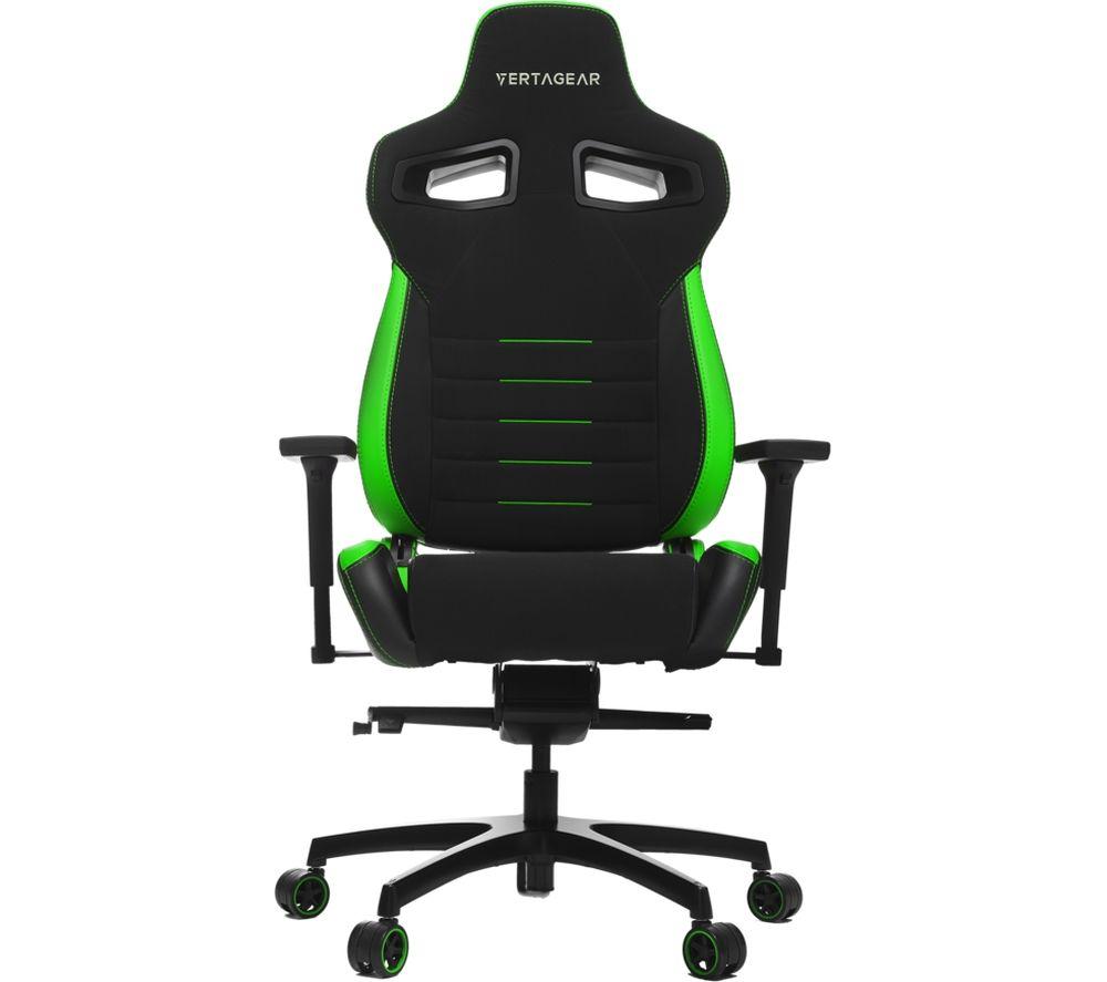 VERTAGEAR P-Line PL4500 Gaming Chair - Black & Green