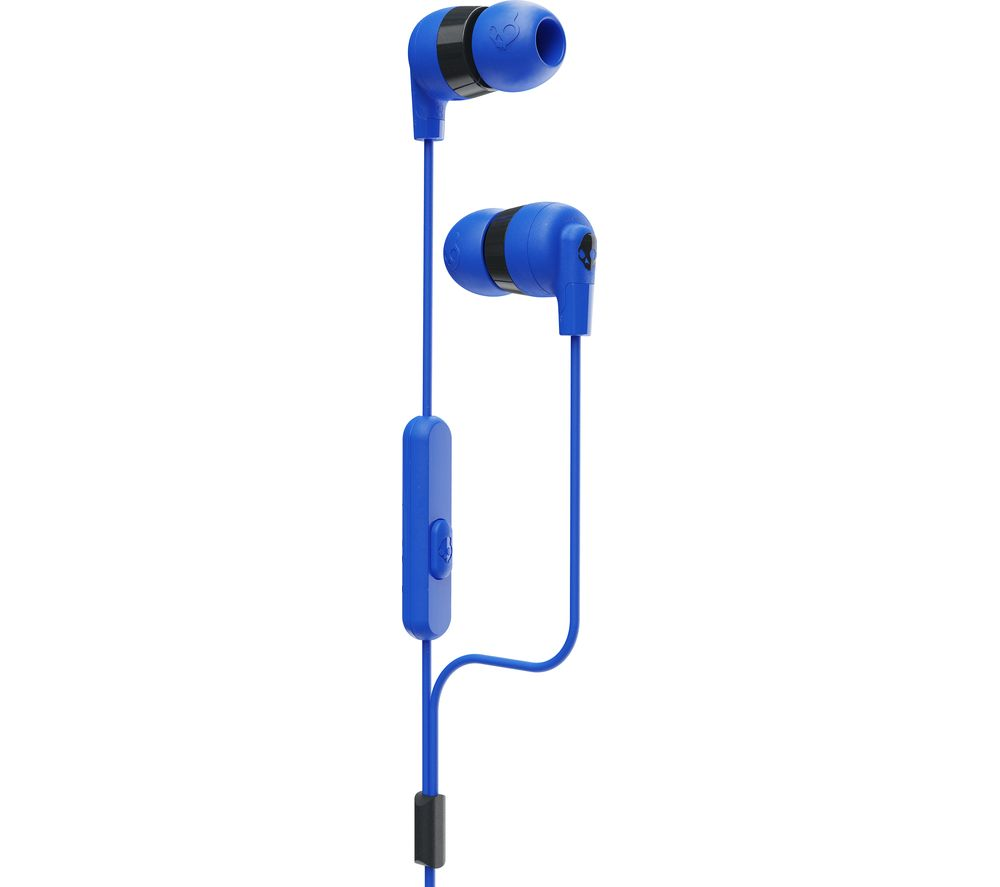 SKULLCANDY Ink'd+ Earphones - Blue