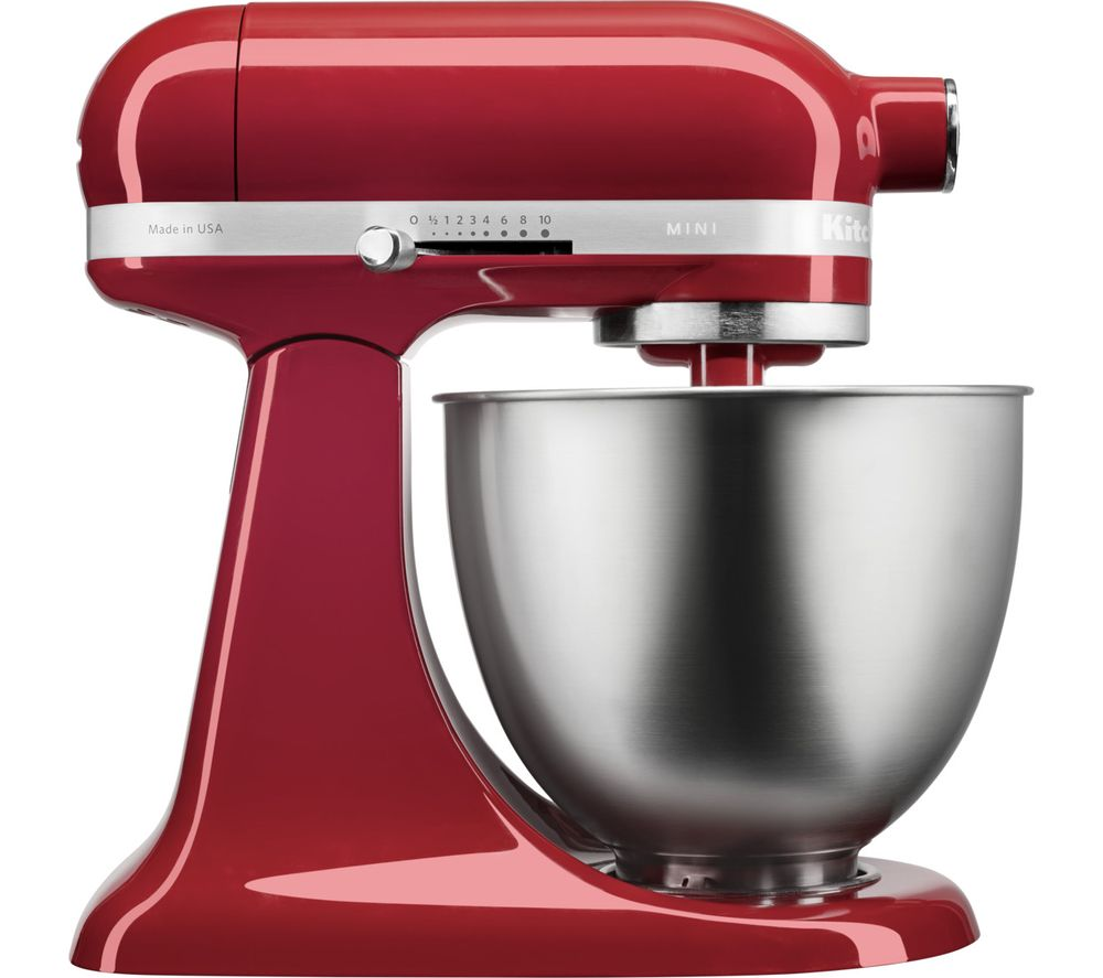 Artisan Mini 5KSM3311XBER Stand Mixer - Empire Red, Red