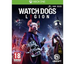 XBOX ONE Watch Dogs: Legion