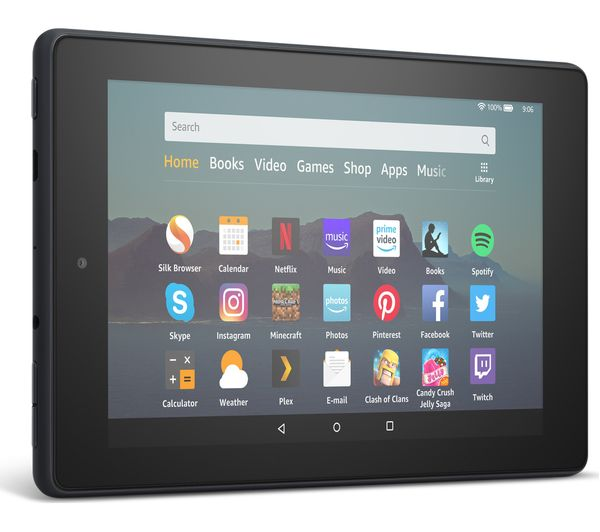 The Best Tablet For 2019: AMAZON Fire 7 Tablet (2019)