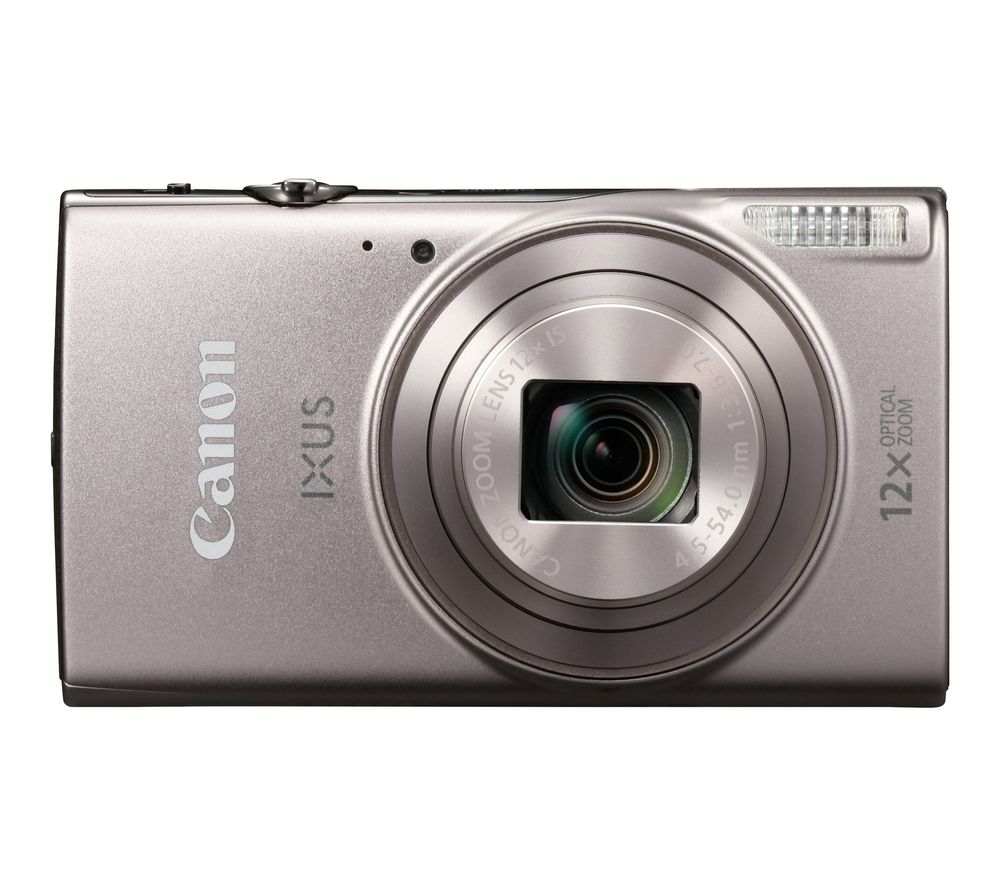 Click to view product details and reviews for Canon Ixus 285 Hs Compact Camera With 32 Gb Sd Card Case Silver Silver.