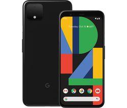 GOOGLE Pixel 4 XL - 128 GB, Just Black