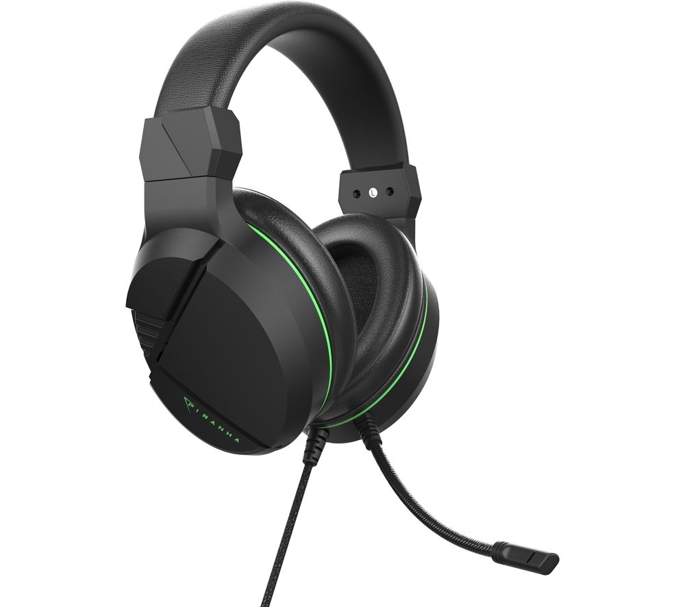 Image of HX40 Gaming Headset - Black, Black