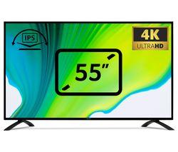 "ACER EB550K Ultra HD 55"" IPS Monitor - Black"