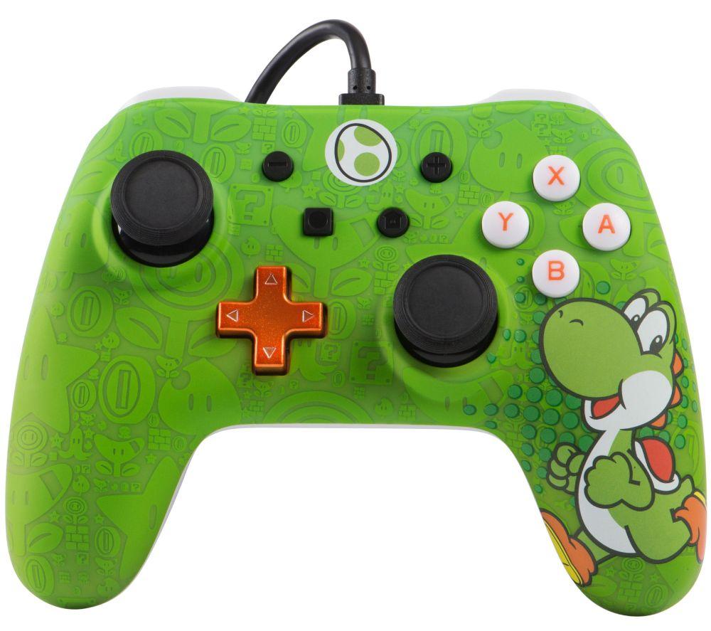 POWERA Nintendo Switch Wired Controller - Yoshi