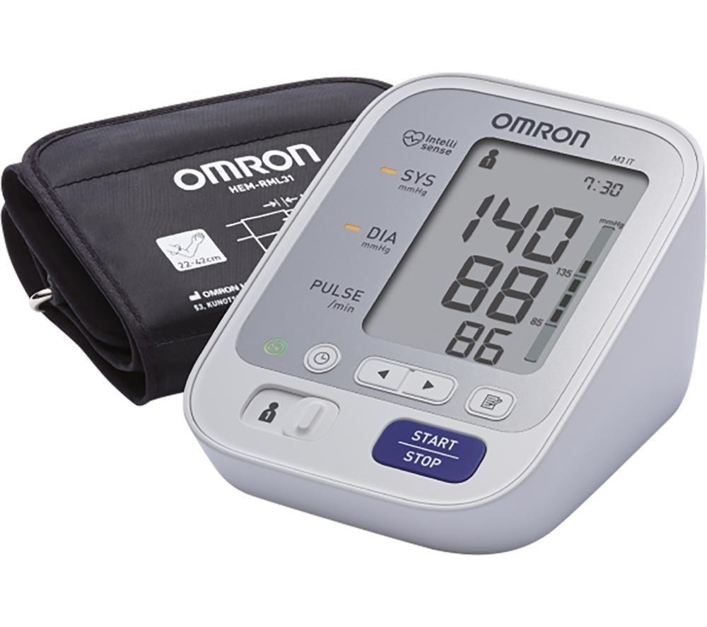 Image of OMRON M3-IT HEM-7131U-E Upper Arm Blood Pressure Monitor
