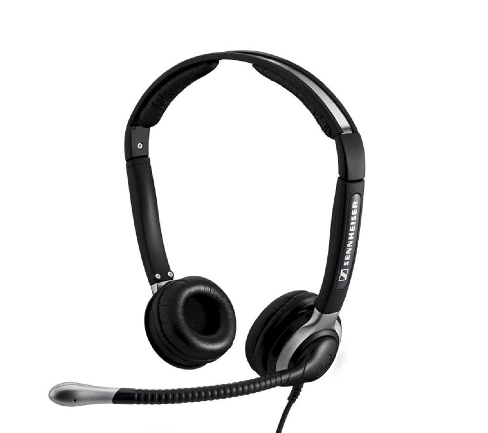 SENNHEISER CC 520 Headset - Black, Black