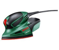 PSM 100 A Multi-pad Sander - Black & Green
