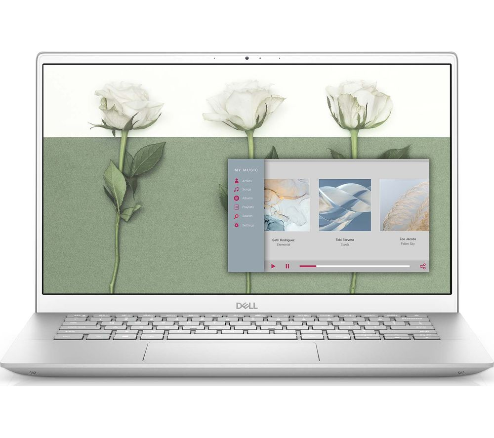 "Image of DELL Inspiron 14 5405 14"" Laptop - AMD Ryzen 5, 256 GB SSD, Silver, Silver"