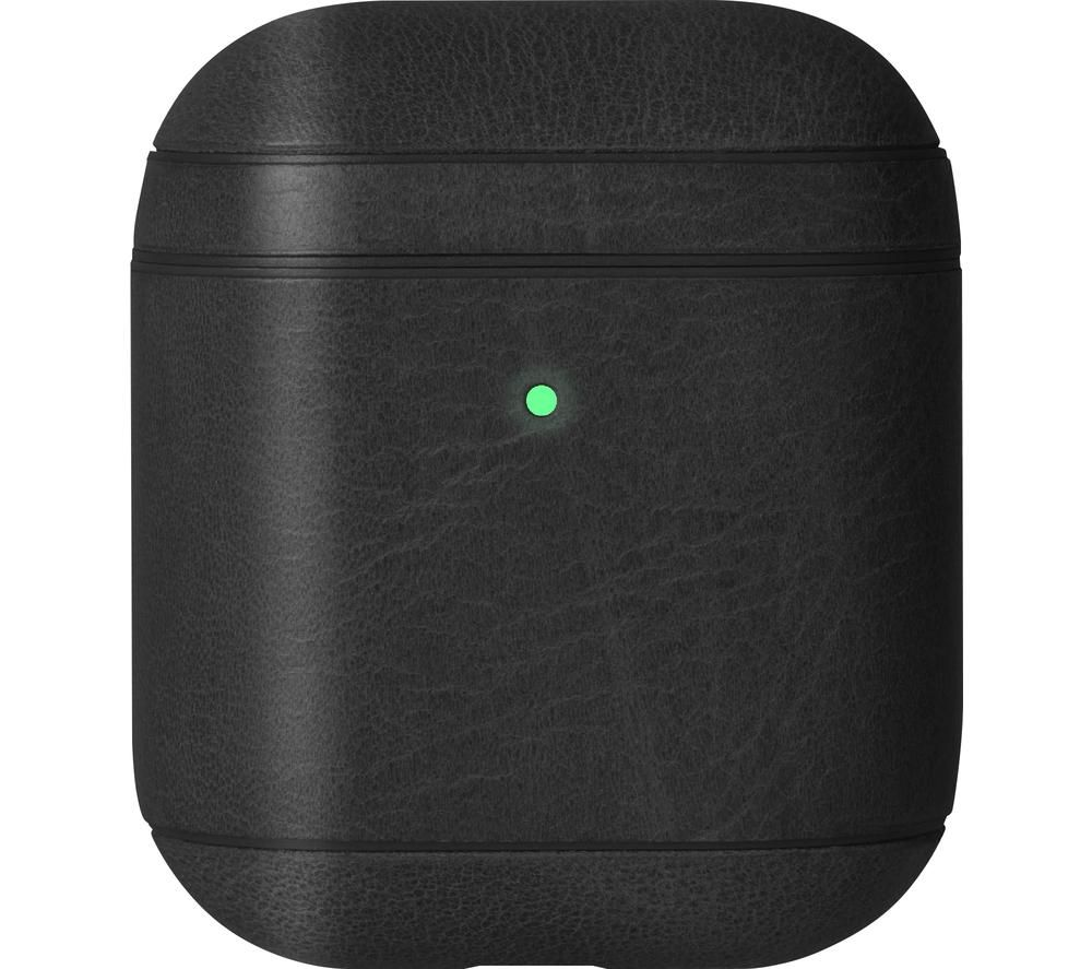 Image of Krussel Sunne Apple AirPods Case - Black, Black