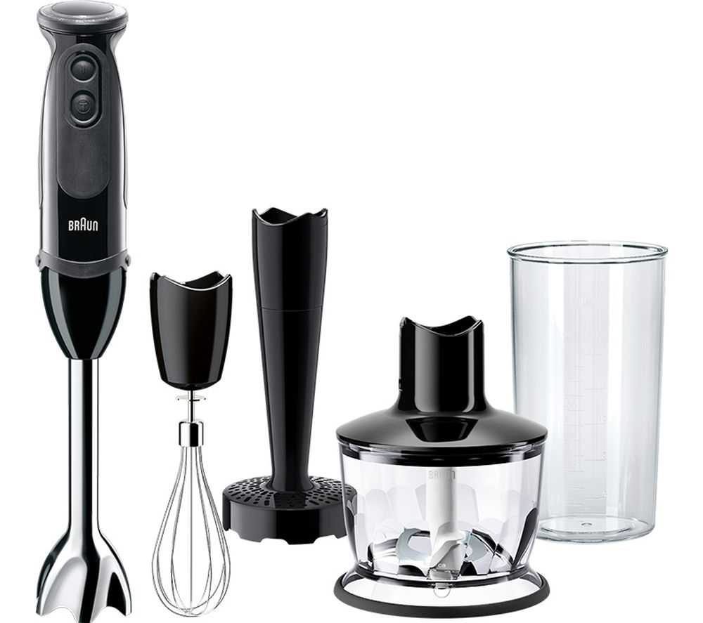 BRAUN MultiQuick 5 MQ5237 Hand Blender - Black