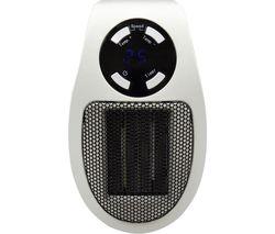 StayWarm F2210WH Ceramic Plug Heater - White