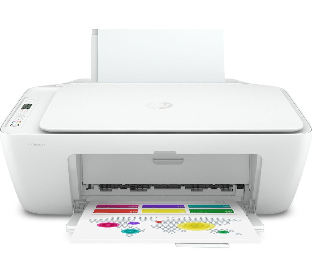HP DeskJet 2724 All-in-One Wireless Inkjet Printer