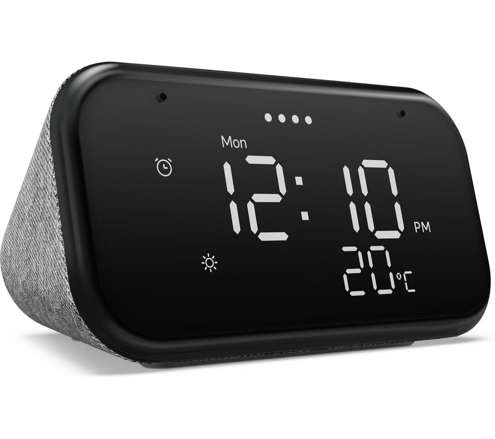 LENOVO Smart Clock Essential with Google Assistant