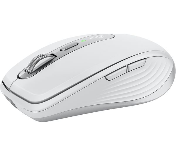 Image of LOGITECH MX Anywhere 3 Wireless Darkfield Mouse - Pale Grey