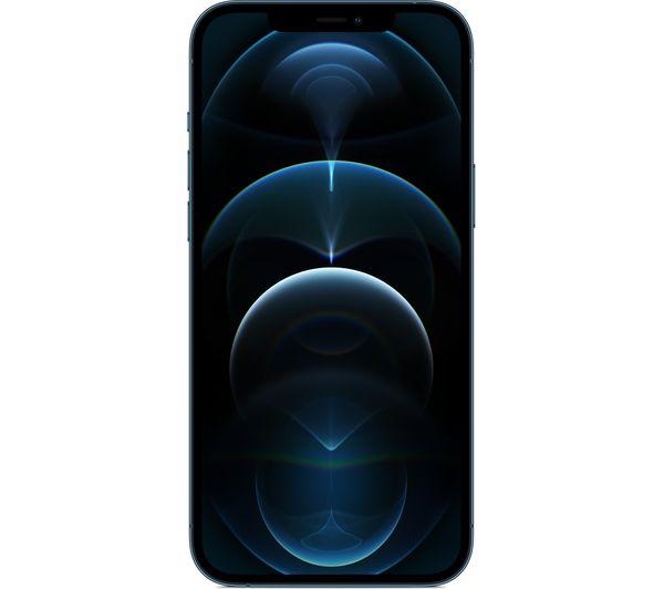 APPLE iPhone 12 Pro Max - 128 GB, Pacific Blue