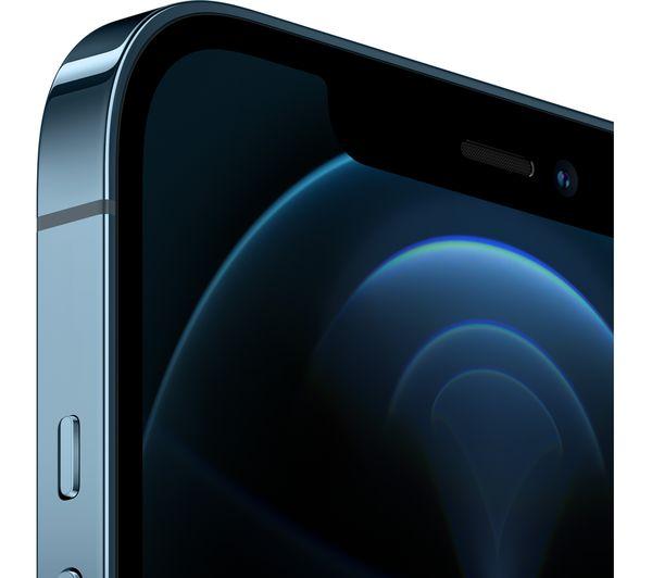 Apple iPhone 12 Pro Max - 128 GB, Pacific Blue 2