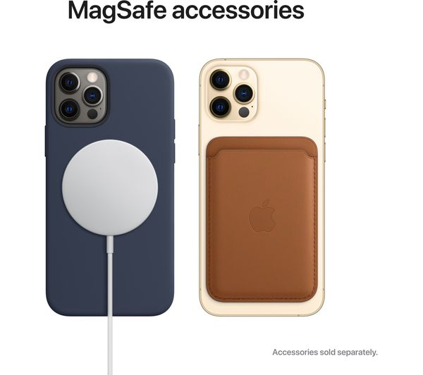 Apple iPhone 12 Pro Max - 128 GB, Pacific Blue 8