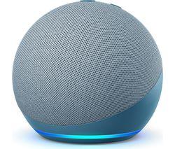 Echo Dot (4th Gen) - Twilight Blue