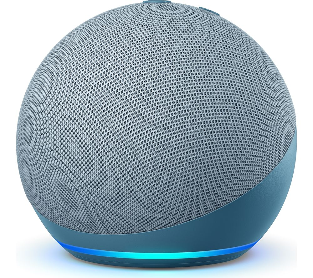 AMAZON Echo Dot (4th Gen) - Twilight Blue