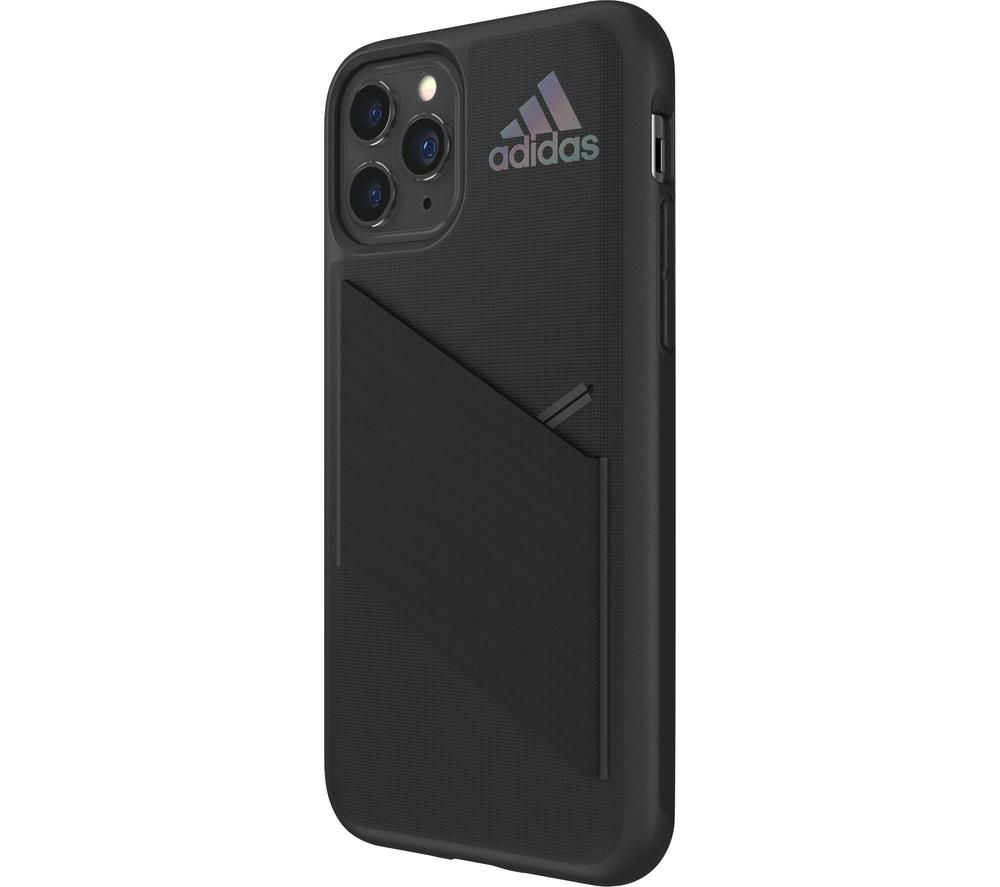 ADIDAS SP Protective Pocket iPhone 11 Pro Case - Black, Black