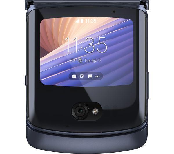 Motorola Razr 5G - 256 GB, Polished Graphite 11