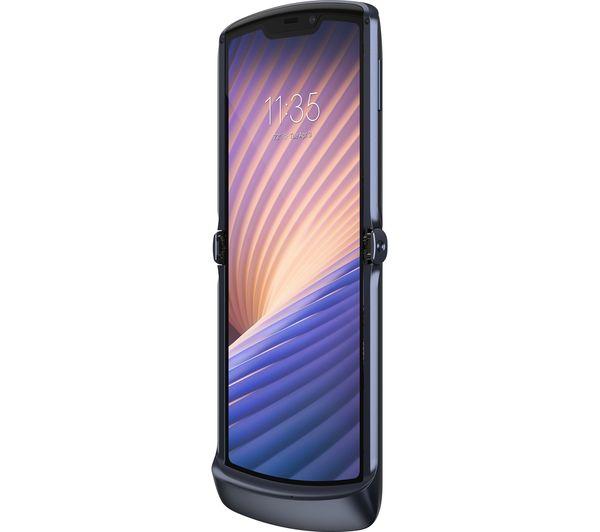 Motorola Razr 5G - 256 GB, Polished Graphite 13