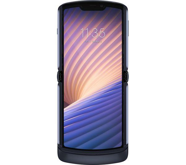 Motorola Razr 5G - 256 GB, Polished Graphite 15