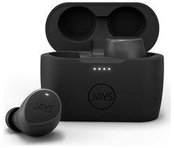 m-Seven Wireless Bluetooth Earphones - Black