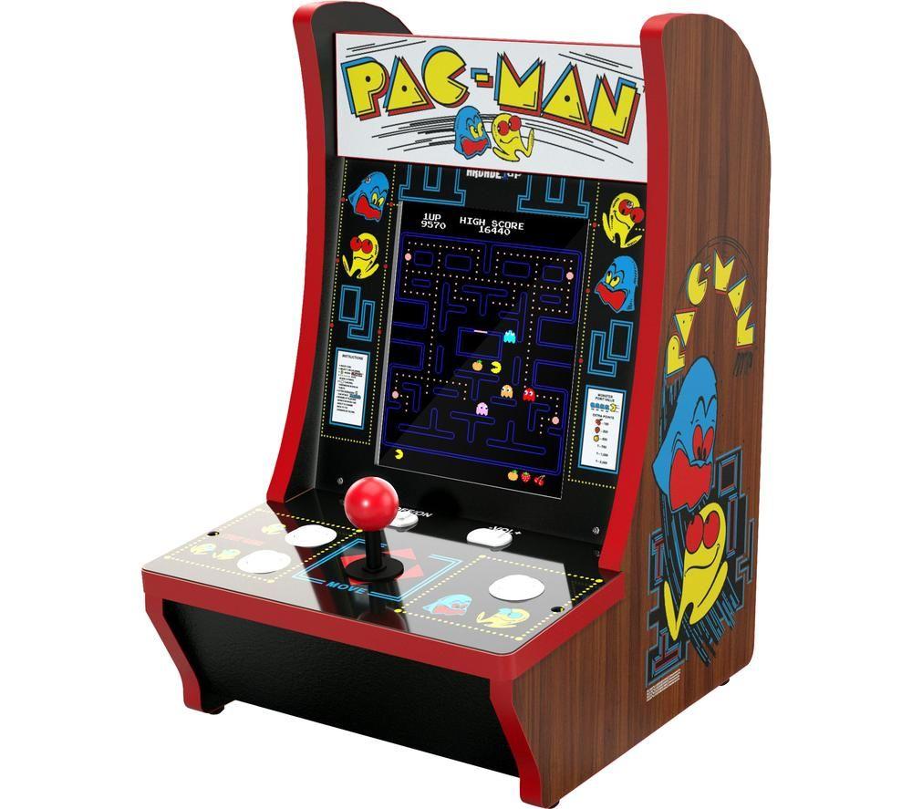 ARCADE1UP Pac-Man 40th Anniversary Counter-Cade