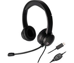 THX-20 USB Headset - Black