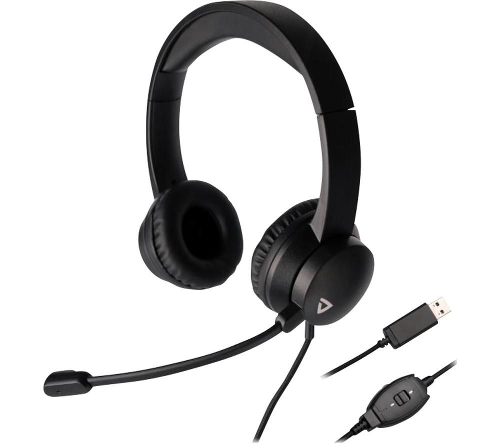 THRONMAX THX-20 USB Headset - Black