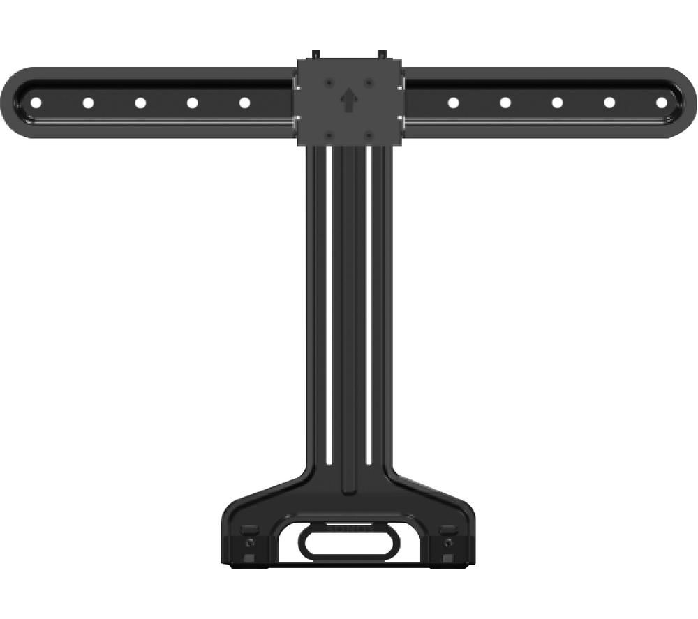SANUS WSSBM1-B2 Fixed Sonos Beam Sound Bar Bracket - Dark Grey, Grey