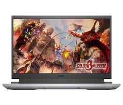 """G15 5515 15.6"""" Gaming Laptop - AMD Ryzen 5, RTX 3050, 256 GB SSD"""