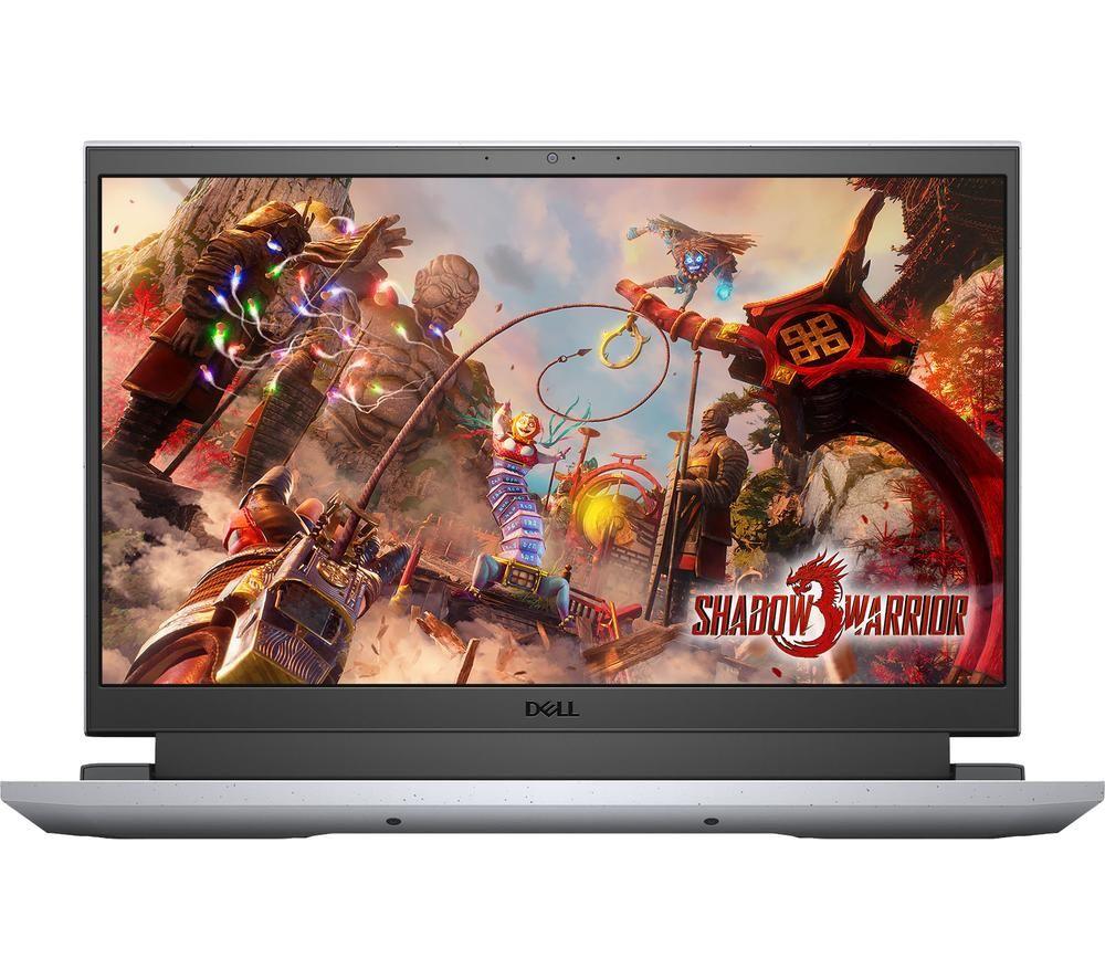 """DELL G15 5515 15.6"""" Gaming Laptop - AMD Ryzen 5, RTX 3050, 256 GB SSD"""