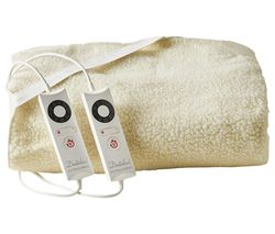 16297 Premium Fleece Electric Underblanket - Double