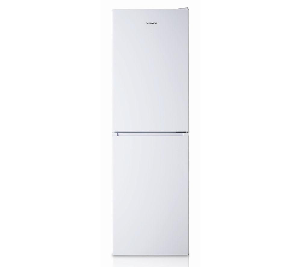 DAEWOO DFF470SW 50/50 Fridge Freezer – White
