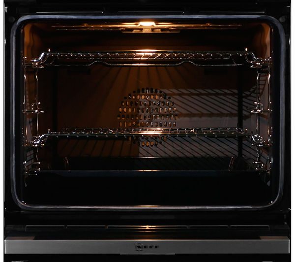 Buy NEFF B47CR32N0B Slide & Hide Electric Oven - Stainless Steel ...